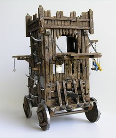 Siege Tower | Siege Tower | Flickr - Photo Sharing!
