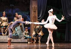 The Sleeping Beauty - White Cat and Puss-in-Boots pas de deux