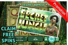 New #SecretJungleSlot – Play Now With #FreeSpins Bonuses  Secret Jungle Slot has been released by RTG and  you can get up to 50 free spins to try out this exciting new slot game – no deposit required!  https://www.playcasino.co.za/blog/new-secret-jungle-slot-play-free-spins-bonuses/