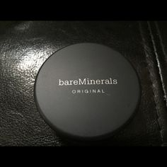 Bare Minerals Original foundation New bare minerals foundation in Medium Beige bareMinerals Makeup Foundation
