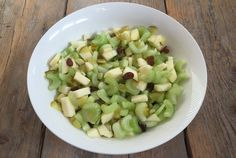 Granny Smith, Fruit Salad, Celery, Barbecue, Potato Salad, Life Is Good, Potatoes, Vegetables, Ethnic Recipes