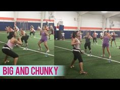 will.i.am - Big and Chunky (Madagascar 2) | Dance Fitness with Jessica - YouTube  60 mins, 362 calories, 7/14/15