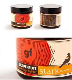 Poly: Stark Skincare Packaging