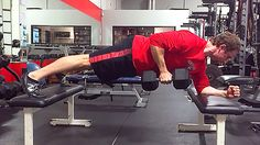 Tip: Try the Renegade Plank Hold