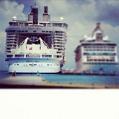 Royal Caribbean Oasis of the Seas Photo by itziarmr