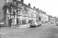 Tyrrell Road, East Dulwich, c. 1970