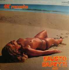 "The wonderful covers of the sexy, ""saxy"" records by Fausto Papetti"