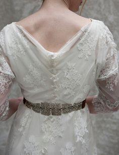 Sally Lacock, Vintage Inspired Vintage Wedding Dress Collection 2013-2014 | Violet