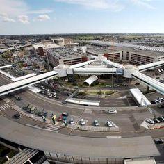 Leonardo da Vinci International Airport, Rome, Italy (FCO)