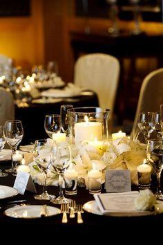 幻想的なキャンドルの灯りが会場を盛り上げる♪結婚式のデコレーションで取り入れたいキャンドル♡ウェディング・ブライダルの参考に♪