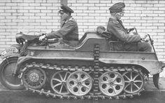 Kettelkrader made in Germany. WWII