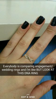 DNA Ring funny pics, funny gifs, funny videos, funny memes, funny jokes. LOL Pics app is for iOS, Android, iPhone, iPod, iPad, Tablet