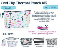 Cool Clip Thermal Pouch