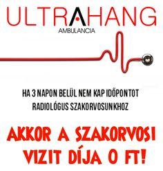 Ultrahang vizsgálat várakozás nélkül? Ajánlunk egy fogadást: http://www.ambulanciak.hu/index.php/ultrahang-vizsgalatok/