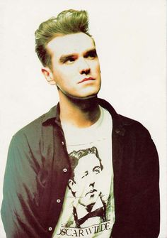 Forever in love with Morrisey and The Smiths.