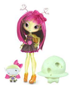 Look what I found on #zulily! Alie Lectric Novi Stars Doll by Mooshka #zulilyfinds