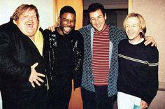 comedy dream team