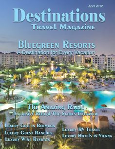 I'm enjoying being a contributing writer to this beautiful and information-filled magazine. My focus: Baby Boomer 'Bucket List' Destinations. Don't just dream, just do it!