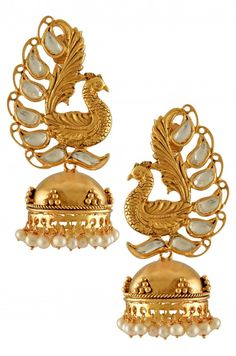 Tribe Amrapali offers unique handcrafted silver jewellery, fashion jewellery and tribal jewellery online and ships worldwide. India Jewelry, Temple Jewellery, Jewelry Art, Antique Jewelry, Gold Jewelry, Jewelery, Fashion Jewelry, Jewelry Model, Peacock Jewelry