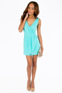 Tink Wrap Dress ~ TOBI-- So many cute, cheap dresses on this site!