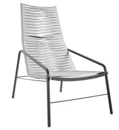 Phillips Collection Seat Belt Lounge Chair