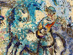 One of my favorite spots in Chicago is anywhere near Marc Chagall's Four Seasons mosaic mural. Chagall is one of my favorite artists, and I have a large print of his in our home. For some reason, he is one of the few artists, besides Steve, we hang. On this last trip we had two ... [Read more...]