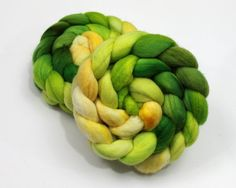 Superfine Merino Roving - RCTID colors!
