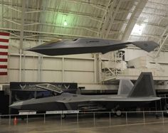 Before the X-45, Boeing had a concept: YF-118G Bird of Prey