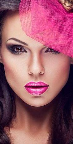 Fashion,Beauty,Landscape,Home Designe,Sexy Girls. Pink Fashion, Fashion Beauty, Women's Beauty, Color Fashion, Beauty Hacks, Beautiful Inside And Out, Everything Pink, Model Photographers, Pink Lips