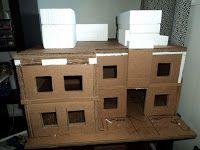 Lola's Mini Homes: Bigger Polly Pocket Dollhouse