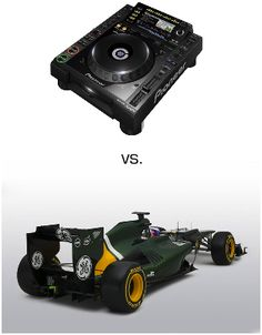 Electro meets Formula 1 with the Japanese Popstars and Caterham F1 Team