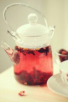 garden teas are my favorite