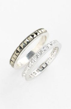 Judith Jack Stackable Ring available at #Nordstrom