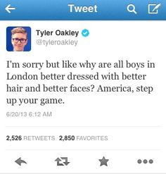 Tyler Oakley knows what's up... but this actually very true!