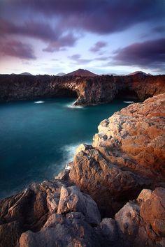Costa Tinajo - Lanzarote