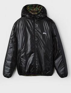 5ffbb5db259 Reversible Camo Jacket Camo Jacket
