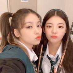lq, itzy и lia картинка в We Heart It Kpop Girl Groups, Korean Girl Groups, Kpop Girls, U Go Girl, New Girl, Homo, Kpop Aesthetic, Aesthetic Art, South Korean Girls