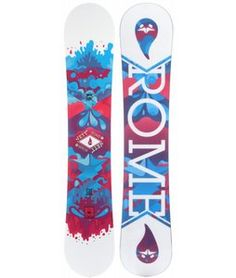 Rome Jett Snowboard 154 for Sale - Womens