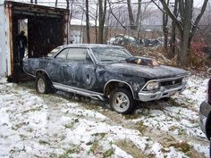 Barn Find in Iowa