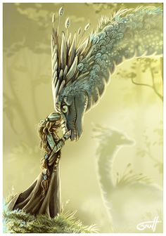 I would love to be this girl, a friend of dragons, a friend of the fantasy world. Fantasy Dragon, Dragon Art, Dragon Pics, Magical Creatures, Fantasy Creatures, Dragon Medieval, Elfen Fantasy, Dragon Rider, Mythological Creatures