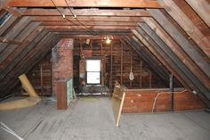 Today we are going to discuss about attic, that one roof that rarely anyone visits unless it has to. INSPECTION OF THE ATTIC  I've sat down with Victor from a l…