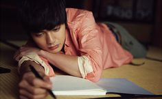 Yoo Seung Ho's Spreads From 'Spring Snow, and … Travel Letter' (UPDATED) | Couch Kimchi