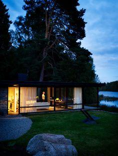 buster delin arkitektkontor / lundnäs hus, hälsingland