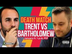 SAH CU ORIZONT 64: Blitz Chess Death Match: John Bartholomew Vs Lawre...