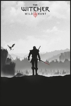 The Witcher: Wild Hunt Art Print by Shrimpy99 | Society6