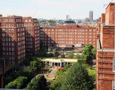 Notable Abodes - Dolphin Square, Pimlico, London