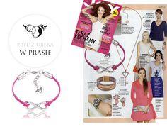 By Dziubeka w Joy <3 #bydziubeka #jewerly # #fashion #style #magazine #pressroom #press