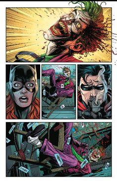 Comic Del Joker, Joker Dc, Joker And Harley, 3 Jokers, Three Jokers, Dc Batgirl, Nightwing, Tim Drake, Red Hood Comic