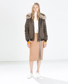 ZARA - WOMAN - BOMBER JACKET $150