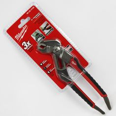 "48-22-3108 Milwaukee Tool 8"" Reaming Pliers"
